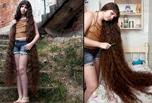 Hair Styles / by Chrystal
