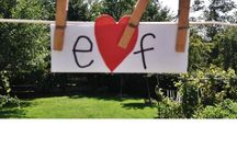 Love is... / e love f