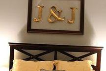 Mst. Bedroom / by JodyAnn England