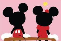 Cartoon cuties