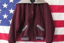 Vintage Varsity Jackets