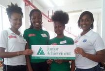 JA Around the Globe / Take a look at what our members are doing everywhere!