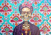 Frida Khalo Arts