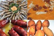 Gastronomía  / Todo alrededor de las gastronomía, de aquí y de allí