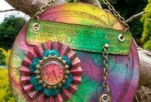 GARDEN whimsical, fun, colour... / by Kaali Preston