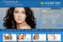 Website Design- Plastic Surgery