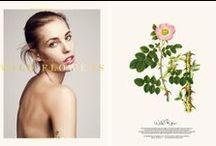 hair & make-up spring/summer 2014