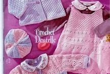 Knitting for Babies / by Jeanne Branstrom