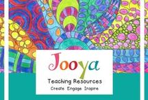 Art class / Collection of inspirational ideas, tips and tricks for teaching visual arts to budding artists