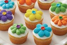 Spring Crafts and Recipe Ideas / Desserts and Crafts perfect for Spring