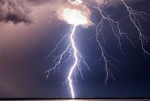 Lightning / by Jan Bevis