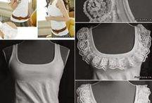 Giysilerde Pratik çözümler / rahat giysiler
