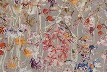 patterns /  tkaniny, dywany i kobiety lubiące wzory.
