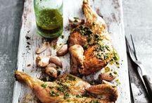 Roasted/Baked Chicken Recipes / Baked chicken & roasted chicken recipes and ideas for using Foodie Dice™