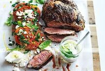 Braised Lamb Recipes / Braised lamb and slow roasted lamb recipes and ideas for using Foodie Dice™