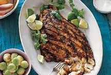 Grilled Fish Recipes / Grilled fish recipes and ideas for using Foodie Dice™