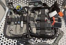 Bug Out Bag / Mostly Bags but other things that youll find in your bug out bag
