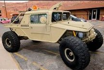 Bug Out Vehicle / Survivalist love their BOVs