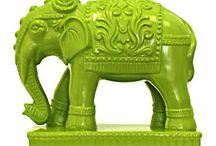 Lime Green / Allerlei dingen in limoen groen... / by Marjo Houben