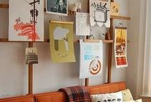 Home,House and Apartment / good ideas for small spaces and how to decorate / by Christine McCarron