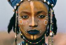 Tribal / Patterns, Shapes, Art, Crafts, Jewelry, Color, Faces, Fashion