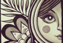 Desenhos,Fotos e Tatoo
