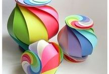 Paper / Quilling, Paper Cutting, Tutorials, Designers, Paper Art