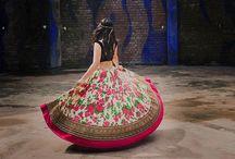 Indian Fashion / Sarees, Anarkalis, Patialas etc.