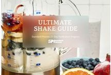 "SP Shakes / Smoothies and shakes for the Standard Process 21-Day Purification Program and beyond, from our ""1º of Change"" Cookbook."