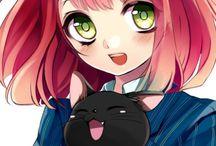 anime & Manga ♥