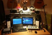 Home Recording / My escapades in the world of home recording, the stuff I use, and the stuff I'd love to have!