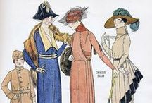 Costumes / History of fashion