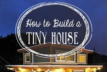 DIY Tiny Houses / Do you want a simpler lifestyle with no mortgage or high rent? Then you may be a candidate for tiny house living, browse this board for more information! #diytinyhouses