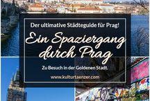 Tschechien / Alle Infos, die du für einen Trip nach Tschechien brauchst. #prag #städtetrip