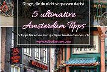 Niederlande / Holland / Plane deinen schönsten Hollandurlaub und besuche dabei die schönsten Städte der Niederlande.  Mehr Infos findest du hier: https://kulturtaenzer.com/niederlande/