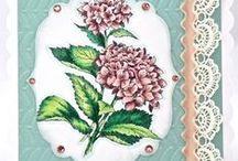 Garden-Serendipity Stamps