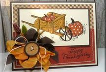 Autumn-Serendipity Stamps