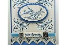 Backgrounds,Borders, Flourish-Serendipity Stamps