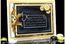 Words Say It Best-Serendipity Stamps