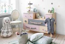 Kinderzimmer / Interior Blog mit vielen tollen DIY Ideen: www.homemadebypatricia.de