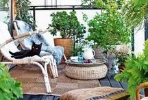 Balkon & Garten / Interior Blog mit vielen tollen DIY Ideen: www.homemadebypatricia.de