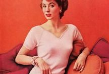 The 1950s    / love the look!
