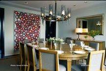 DINING / #GISSLER #interiordesign
