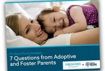Resources / Informational articles and resources about orphan care, adoption, and foster care.