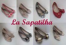 Novidades #lasapatilha / Aqui estão alguns dos nossos modelos. No nosso site você encontra a coleção completa! www.lasapatilha.com.br