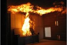 Interior Fire Training / We offer three diverse interior live fire training operating systems that will convert the basic training center into an advanced life safety learning environment.