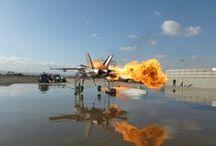 ARFF Training / Live Fire Aircraft Simulator
