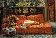 Peintures Orientalistes