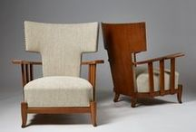 CHAIRS / by Glenn Gissler Design