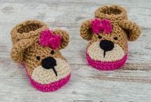 Crochet It... for Kids / Kids crochet fashion.